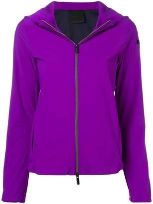 Rrd zipped hooded jacket