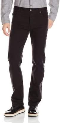 Armani Jeans Men's J21 Regular Straight Fit Bull Comfort Stretch Jeans