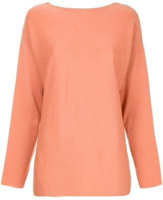 TOMORROWLAND long-sleeve fitted sweater