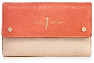 J by Jasper Conran Light Pink Colour Block Purse