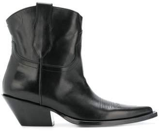 Maison Margiela low-heel boots