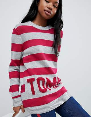 203a88eafd Tommy Hilfiger Knitwear For Women - ShopStyle UK