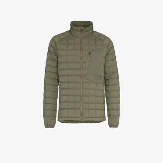 Burton Ak BK Lite Insulator quilted feather down jacket