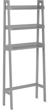 "Ebern Designs Ilovici Ladder Spacesaver 25"" W x 62"" H Over the Toilet Storage"