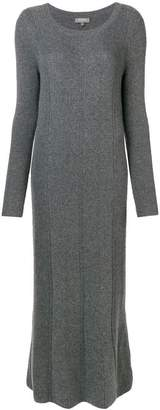 N.Peal long knitted dress
