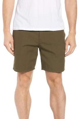 Tavik Collins Canvas Shorts