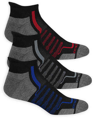 New Balance Performance Tab Ankle Socks - 3 Pack - Men's