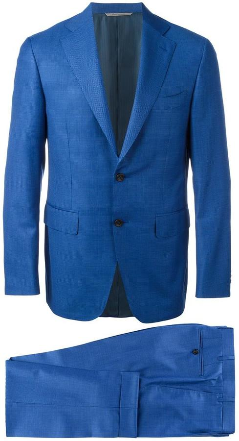 CanaliCanali formal two-piece suit