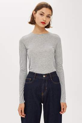 Topshop Long Sleeve T-Shirt by Boutique
