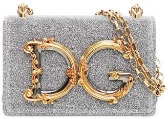Dolce & Gabbana Lurex Girls Bag