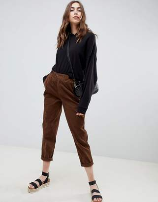 Asos (エイソス) - ASOS DESIGN cord pants with side tabs