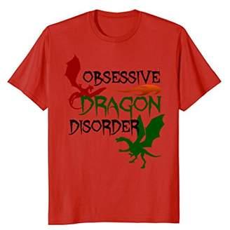 Dragon Optical Obsessive Disorder T-Shirt - Dragons Gift