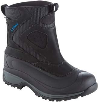 L.L. Bean L.L.Bean Women's Waterproof Wildcat Boots, Insulated Pull-On