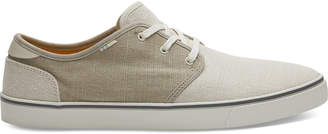 Birch Oxford And Tan Heritage Canvas Mens Carlo Sneakers Topanga Collection