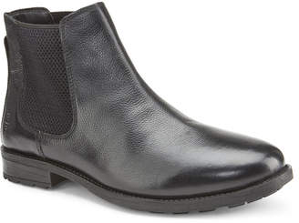 Reserved Footwear Men's Merlin Gored Leather Chelsea Boots
