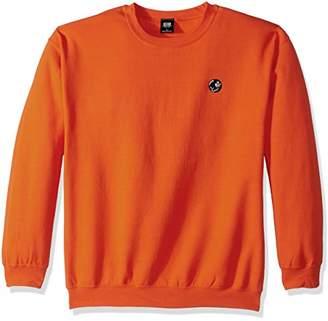 Obey Men's 8 Ball Crew Neck Fleece Sweatshirt