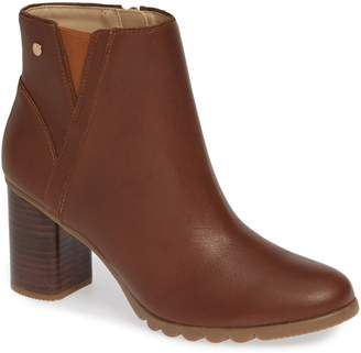 Hush Puppies Spaniel Ankle Bootie