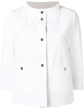Herno padded over-shirt jacket