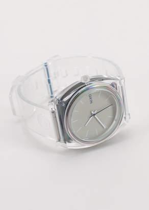 Nixon Time Teller Iridescent Watch | Wildfang - Time Teller Iridescent Watch - TRANSLUCENT - OS