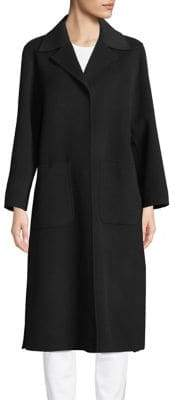 Max Mara Giostra Wool Long Coat