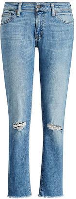 Ralph Lauren Denim & Supply D&S Morgan Crop Skinny Jean $125 thestylecure.com