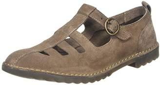 Fly London Women DAEL459FLY T-Bar Shoes,39 EU