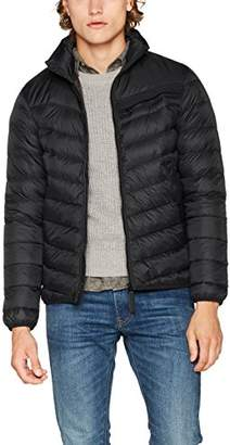 G Star Men's Attacc Down JKT Jacket, (Black 990)