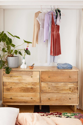 Urban Outfitters Amelia 6-Drawer Dresser