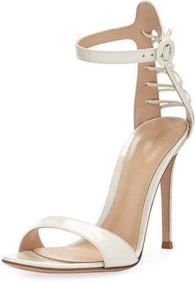 Gianvito Rossi Portofino Corset High Sandals