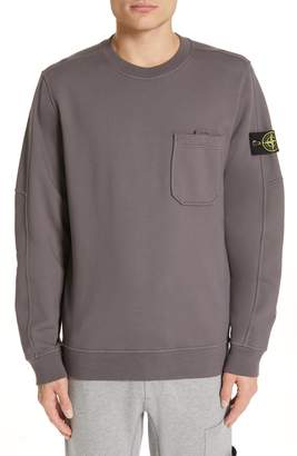 a4f3299c Stone Island Blue Men's Sweatshirts - ShopStyle