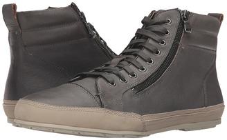 John Varvatos Star Zip High Top Sneaker $161 thestylecure.com