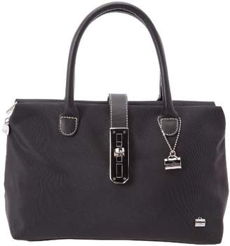 La Bagagerie Women's Shopping.X Handbag Black