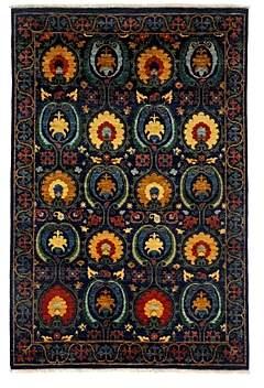 Suzani Collection Oriental Rug, 5'3 x 8'