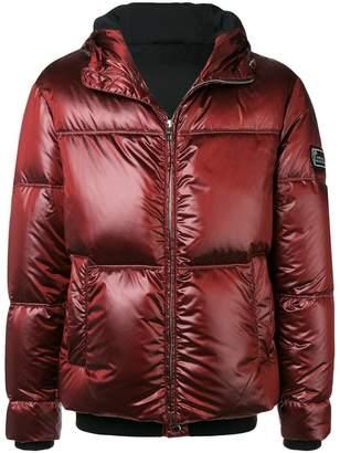 Versace padded jacket