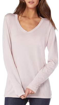 Michael Stars Ultra Jersey Cotton Blend Top