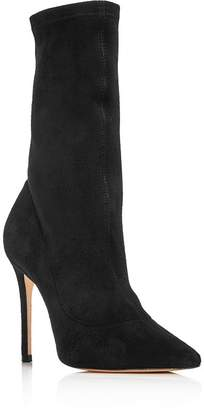 b6185f4e080 Mid Calf High Heel Boots - ShopStyle