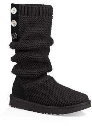 ... UGG Purl Cardy Knit Boot