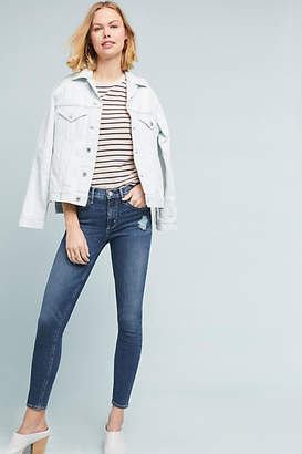 McGuire Newton High-Rise Cropped Skinny Jeans
