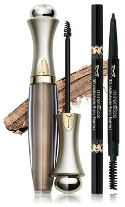 Mirenesse 24HR Brow Perfection 2-Piece Kit