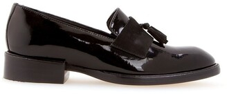 Studio Chofakian patent leather loafers