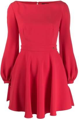 Elisabetta Franchi flared mini dress