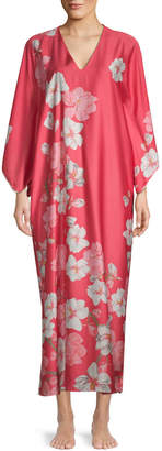 Natori Women's Magnolia Caftan Sleepdress