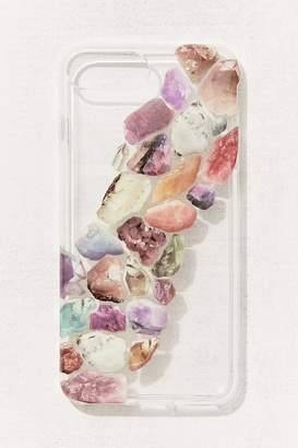 clear Recover Crystal iPhone Case