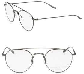Barton Perreira Vashon Pewter 52MM Optical Glasses
