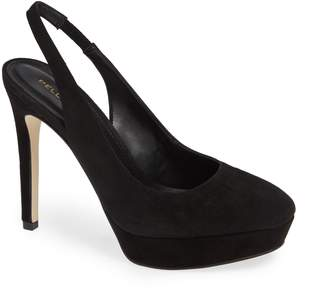 Pelle Moda Shadow Platform Pump