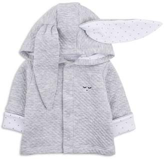 Livly Unisex Hooded Cardigan with Bunny Ears - Baby
