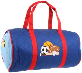 Stephen Joseph Little Boys' Sports Quilted Duffle