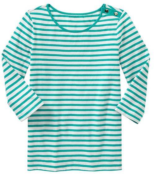 Gap Button striped shirt