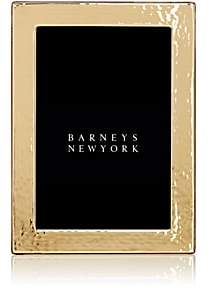 """Tizo Design Polished 24k Gold-Plated 4"""" x 6"""" Picture Frame-Gold"""