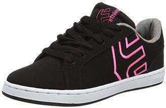Etnies Women's Fader LS Skateboarding Shoe, Black/Dark Grey, 7.5 M US $59.99 thestylecure.com